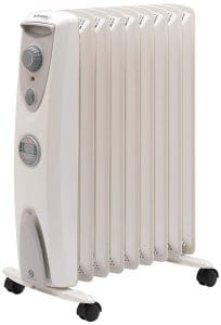 Dimplex OFRC20Tin 2kW Oil Free Radiator Heater 204x300 - Best Quiet Space Heater for your Bedroom