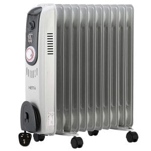 Netta 2500W Oil Filled Energy Efficient Electric Heater 300x300 - Best Electric Heaters, 5 Energy Efficient Options