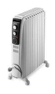 Pro Breeze 2.5kw Oil Filled Radiant Space Heater 178x300 - Best Quiet Space Heater for your Bedroom
