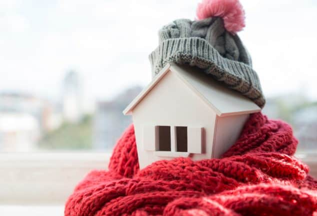 winter heating bills 634x433 - 7 Cheap Ways to Heat Up Your Home