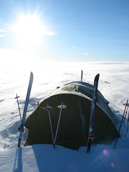 How to Insulate a Tent for Cold Weather, 10 Top Tips