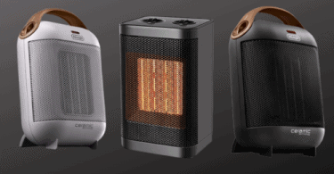 space heater 375x195 - How Do Space Heaters Work and What's the Best Type?