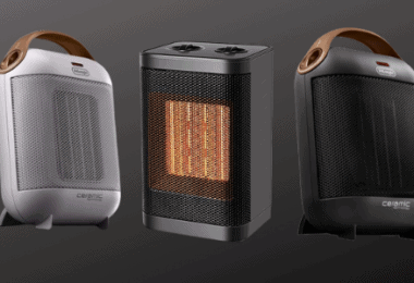 space heater 380x260 - How Do Space Heaters Work and What's the Best Type?