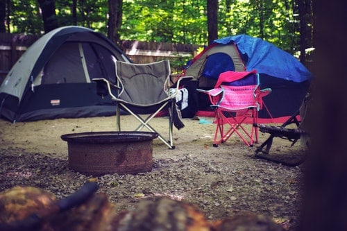 Best Ways To Stay Warm While Camping