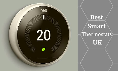 5 Best Smart Thermostats UK