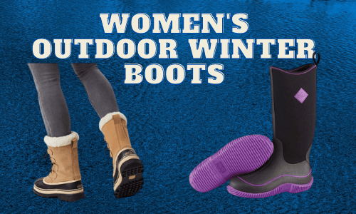 Women's Outdoor Winter Boots