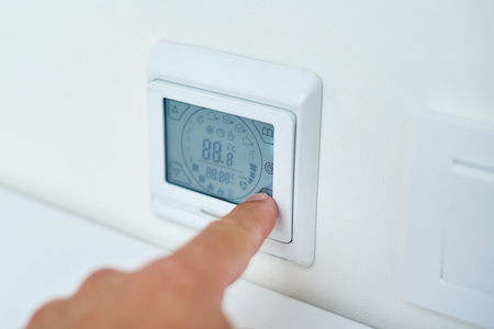 move thermostat