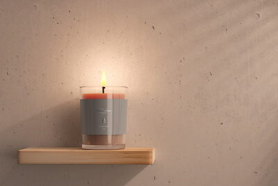 Can a Candle Heat a Room?