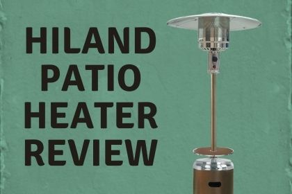 Hiland Patio Heater Review